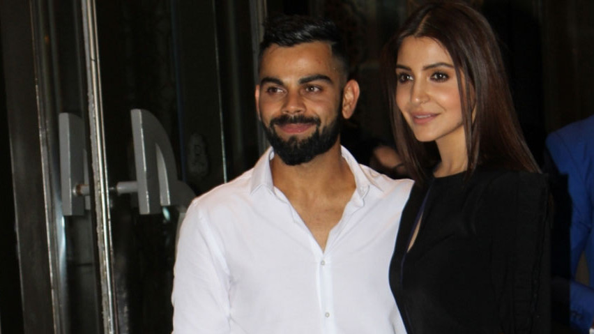 Anushka Sharma talks about the lack of time she gets to spend with Virat Kohli