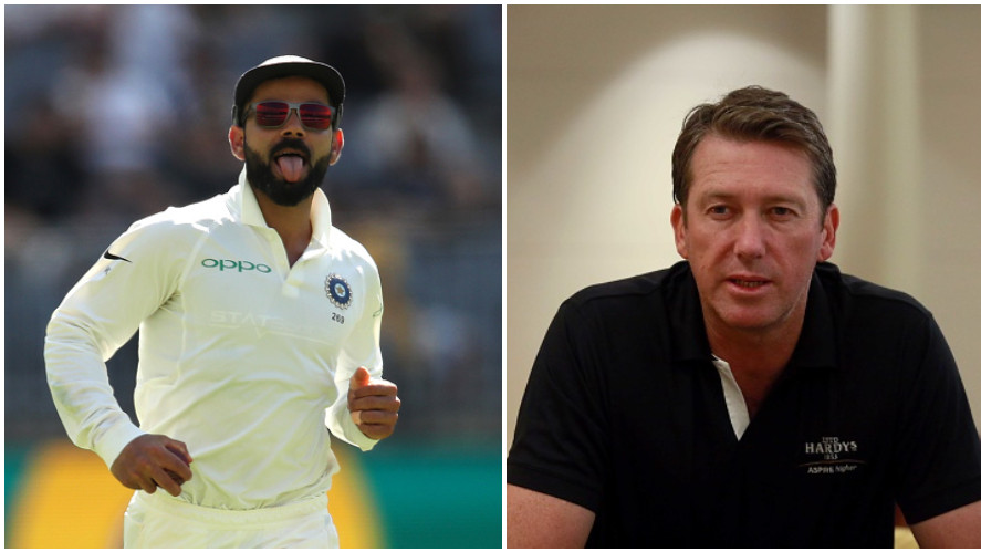 AUS v IND 2018-19: Glenn McGrath believes India got fooled by the hype up of Perth pitch