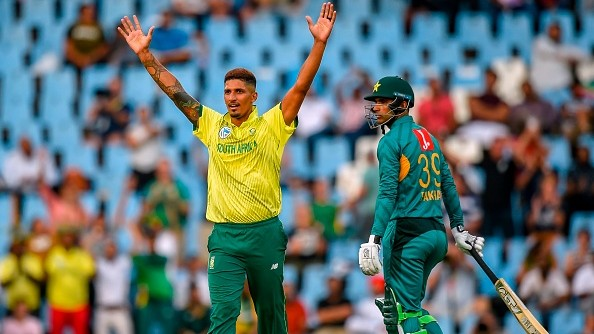 CWC 2019: Beuran Hendricks hopes to be the 'good luck' charm Proteas need