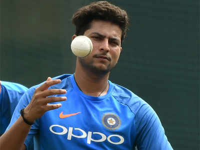 Kuldeep Yadav's exploits in ODI series might earn him a spot in Test squad | AFP