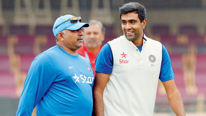 Bharat  Arun happy with recent form of Indian bowlers