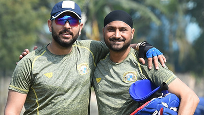 IPL 2018: Watch – Harbhajan Singh's heart-warming message for his buddy Yuvraj Singh