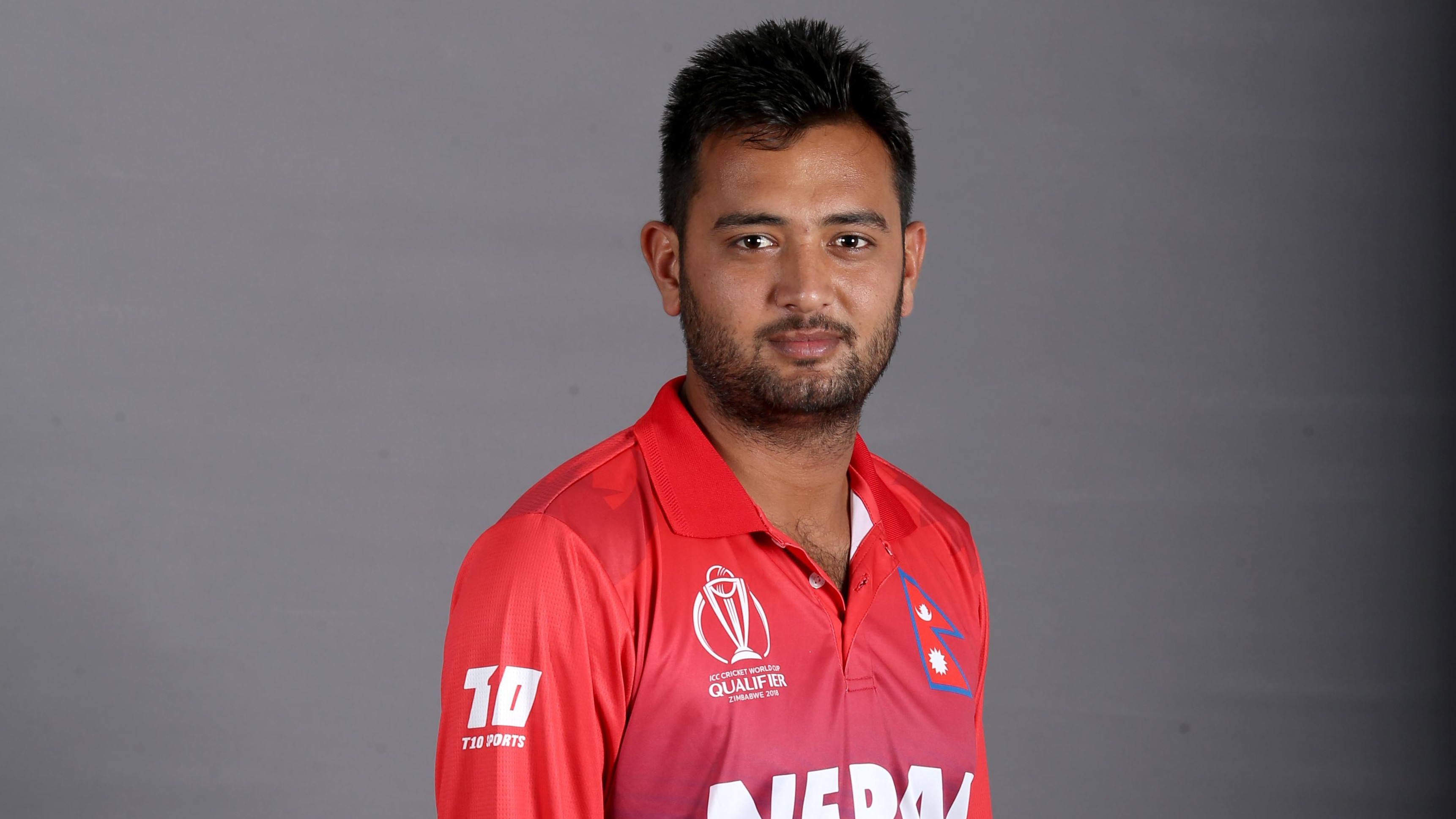 Nepal cricketer Lalit Bhandari severely injured in motorcycle accident