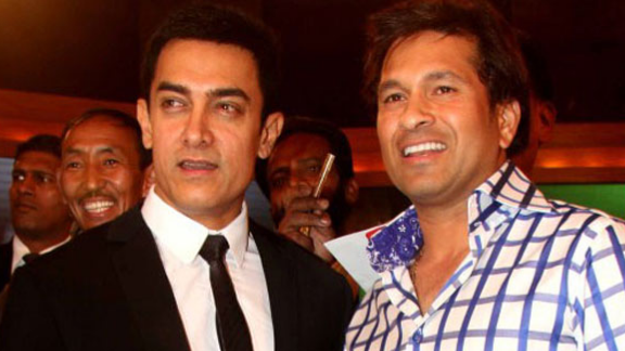Sachin Tendulkar's witty birthday wish to Aamir Khan goes viral