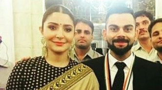 Virat Kohli pens an emotional message for wife Anushka Sharma on Instagram