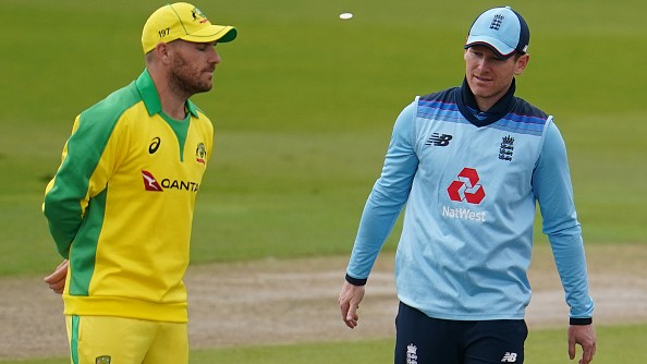 ENG v AUS 2020: Finch proud of Maxwell & Carey's effort; Morgan admits Australia were too good in the decider