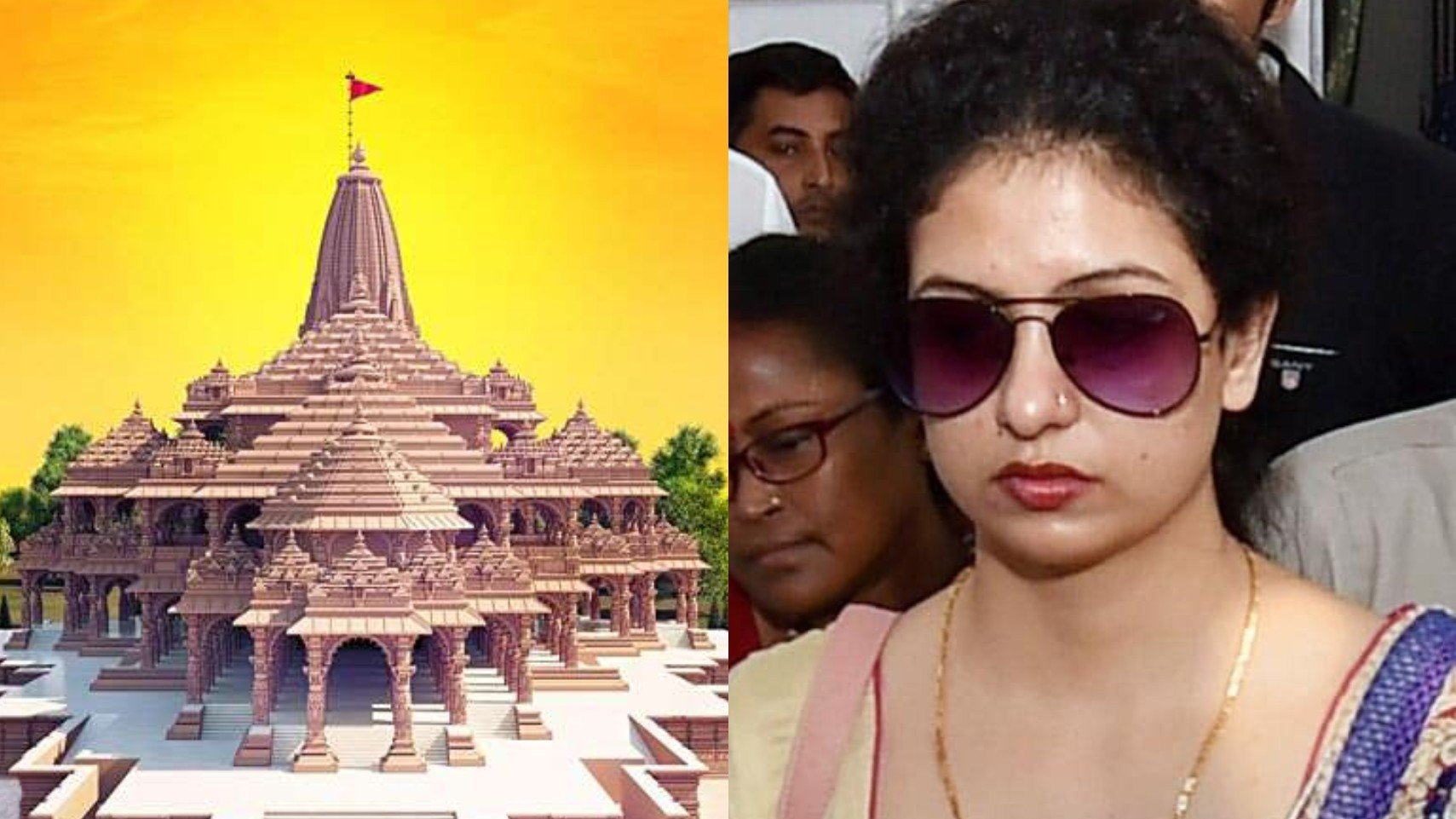 Hasin Jahan, Mohammad Shami's estranged wife, gets death and rape threats for posts on Ram Mandir