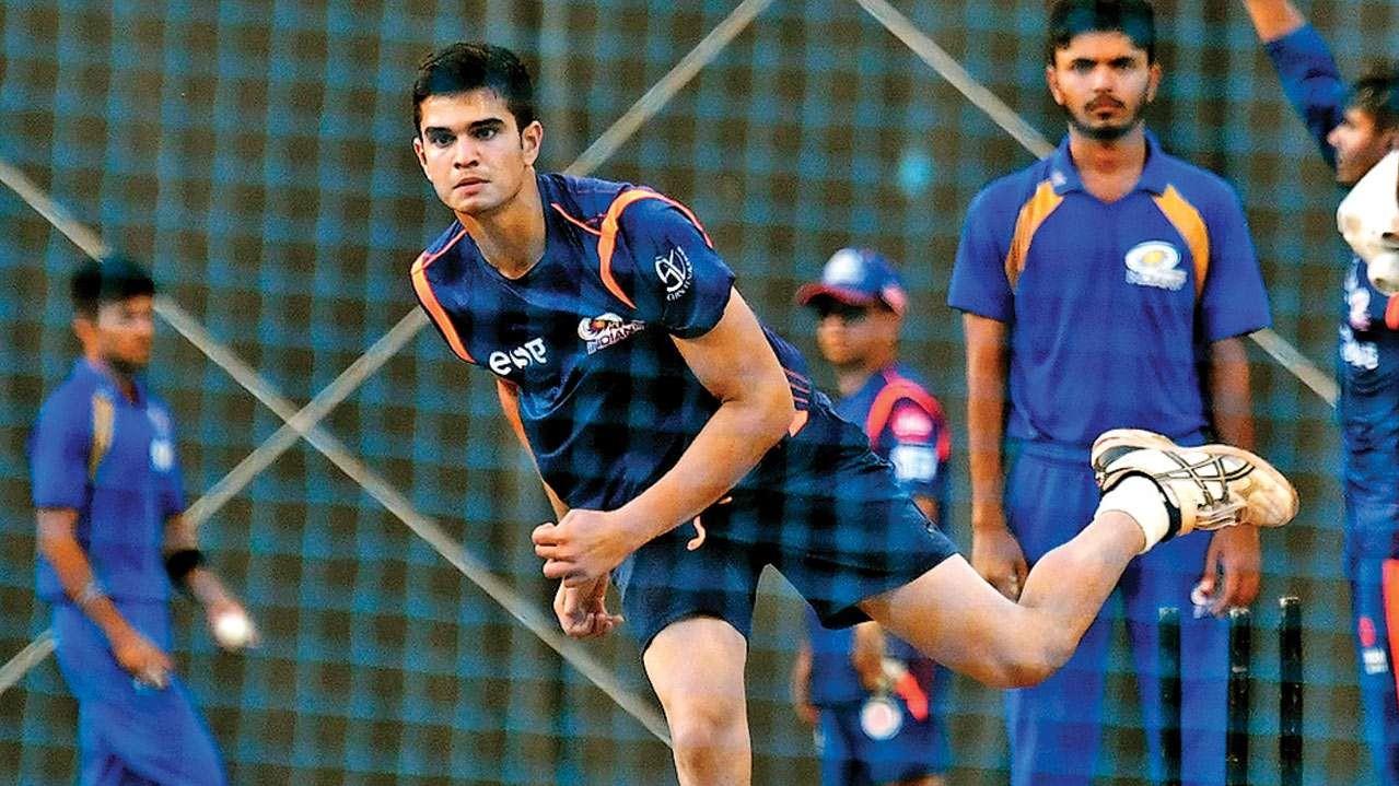 IPL 2020: Arjun Tendulkar joins Mumbai Indians' (MI) camp as a net bowler
