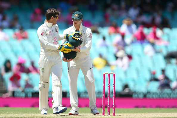 Steve Smith and Tim Paine | GETTY