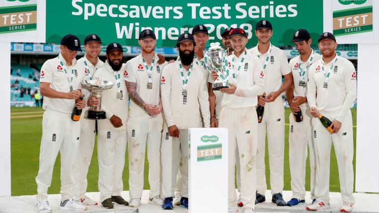ENG v IND 2018 : The Pataudi Trophy - Test Series Statistical Highlights