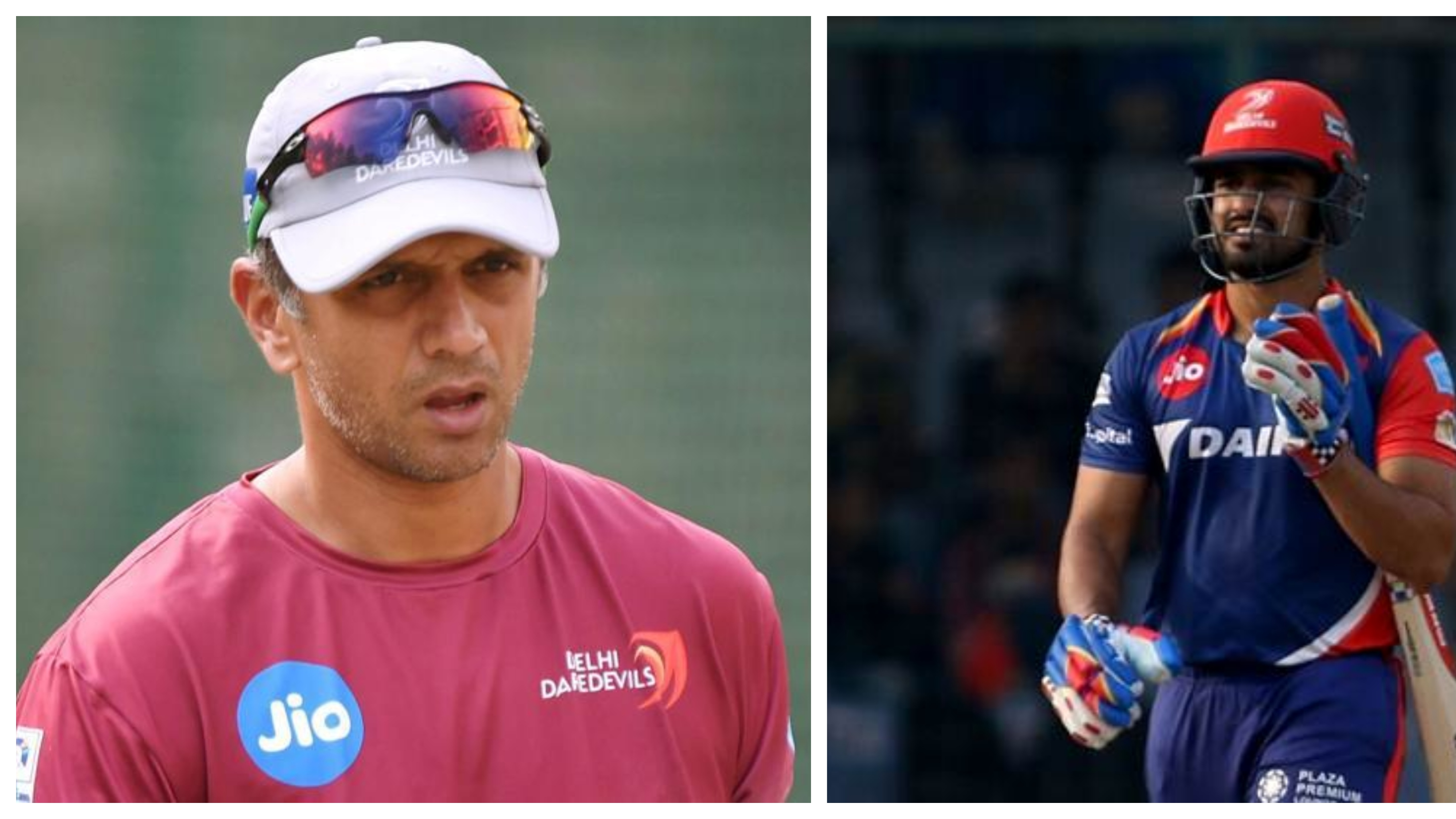 Rahul Dravid is someone I look up to, says Karun Nair