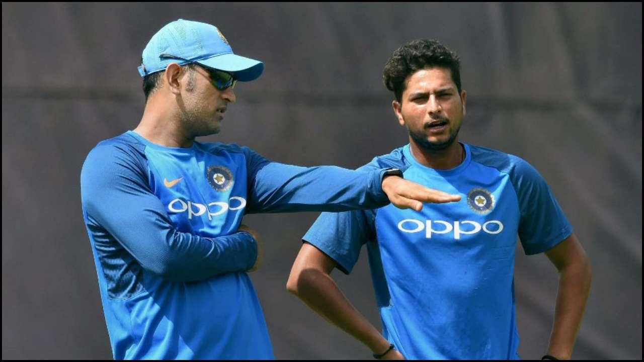 Kuldeep praised Dhoni on many occasions | AFP