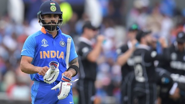 Failures do affect me, admits India skipper Virat Kohli