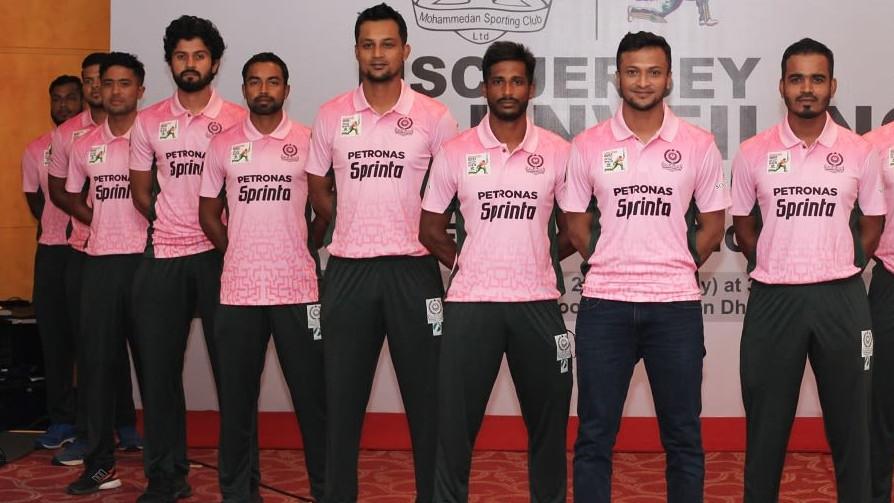 BCB investigates possible bio-bubble breach in Shakib Al Hasan's team in Dhaka Premier League