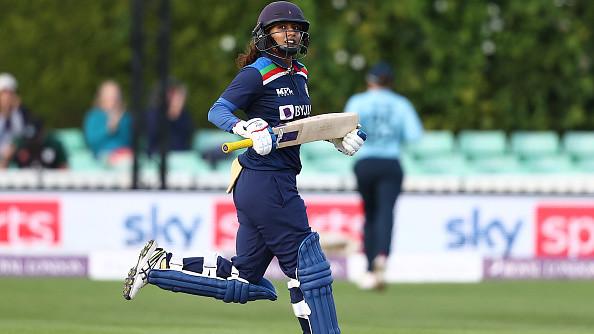 Mithali Raj reclaims top spot in the ICC Women's ODI Rankings