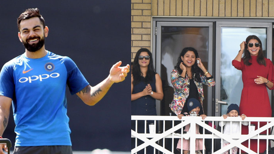 Virat Kohli requests BCCI to allow wives for full duration on overseas tours