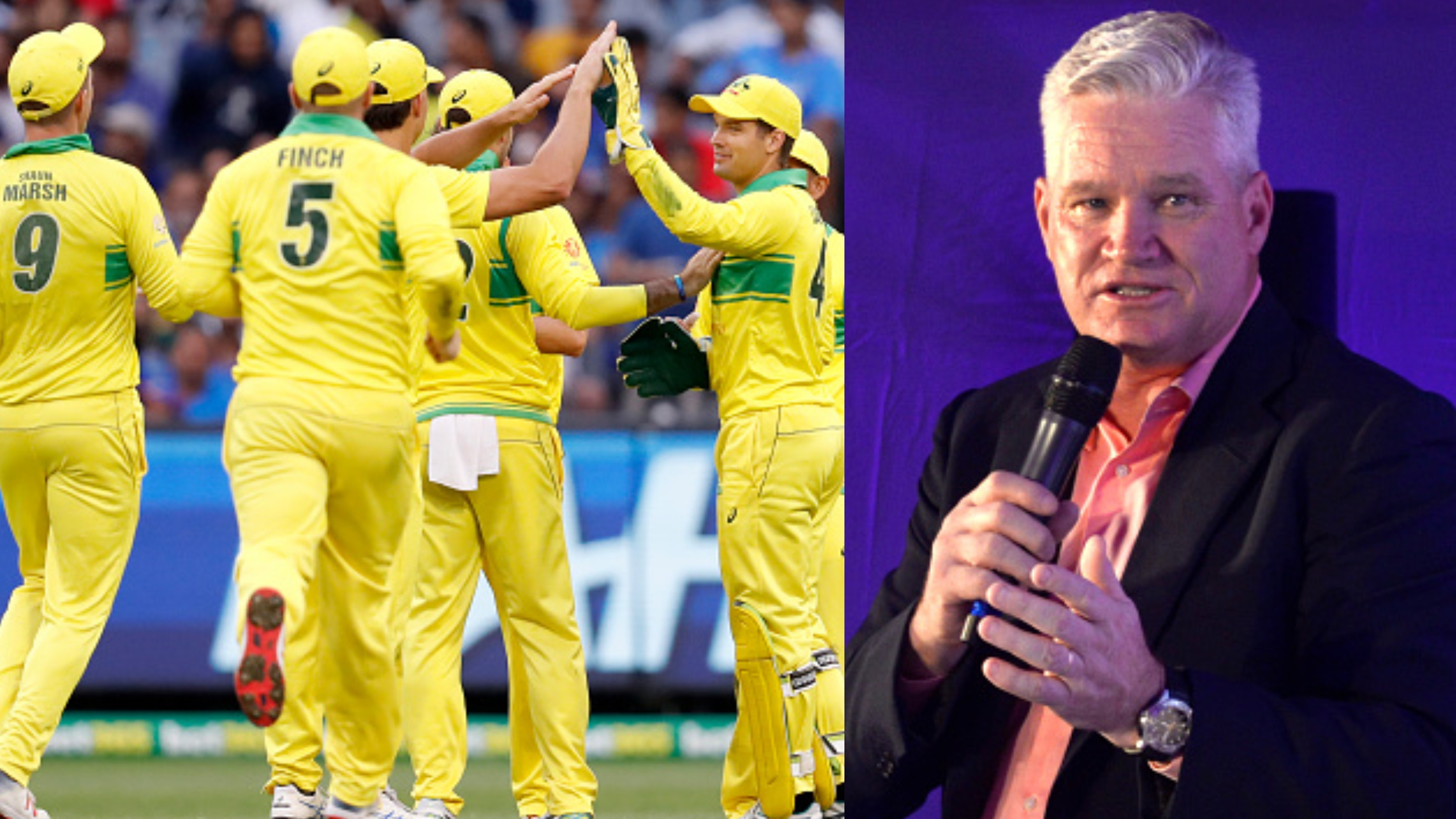 CWC 2019: Australia needs to dream to win World Cup 2019, says Dean Jones