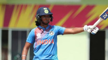 Women's World T20: Jemimah Rodrigues credits Harmanpreet ton for giving impetus to India campaign