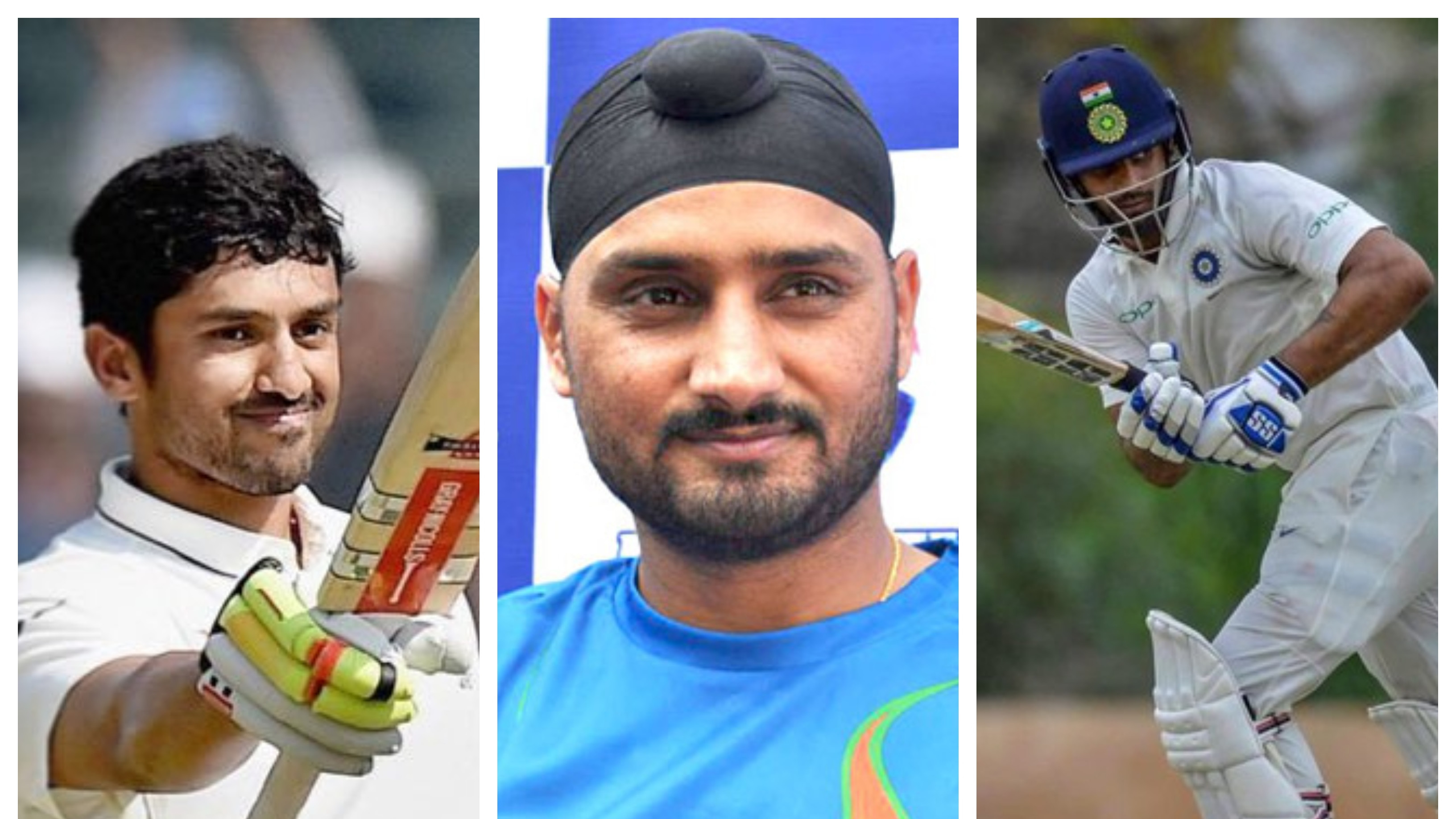 ENG vs IND 2018: Harbhajan Singh surprised to see Hanuma Vihari playing ahead of Karun Nair