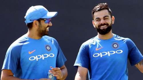Fake FB Wall: Virat Kohli speculates about Rohit Sharma's form after continuous failures