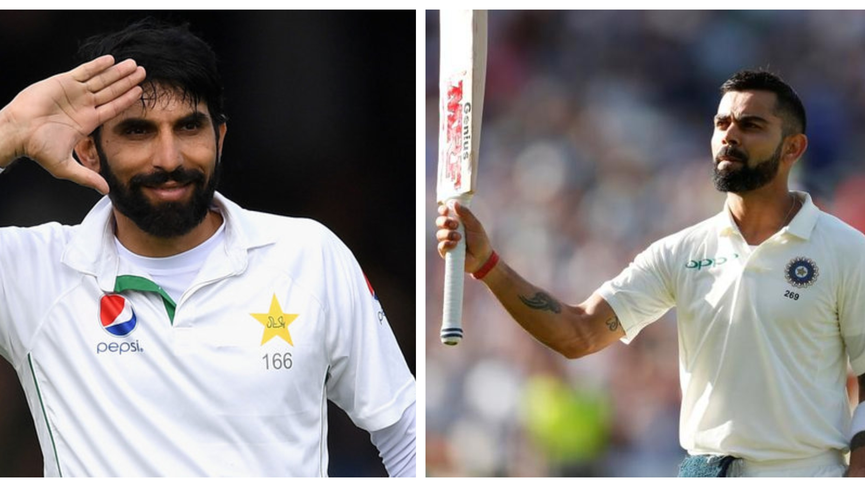ENG vs IND 2018: Virat Kohli capable of breaking many records in the future, says Misbah-ul-Haq