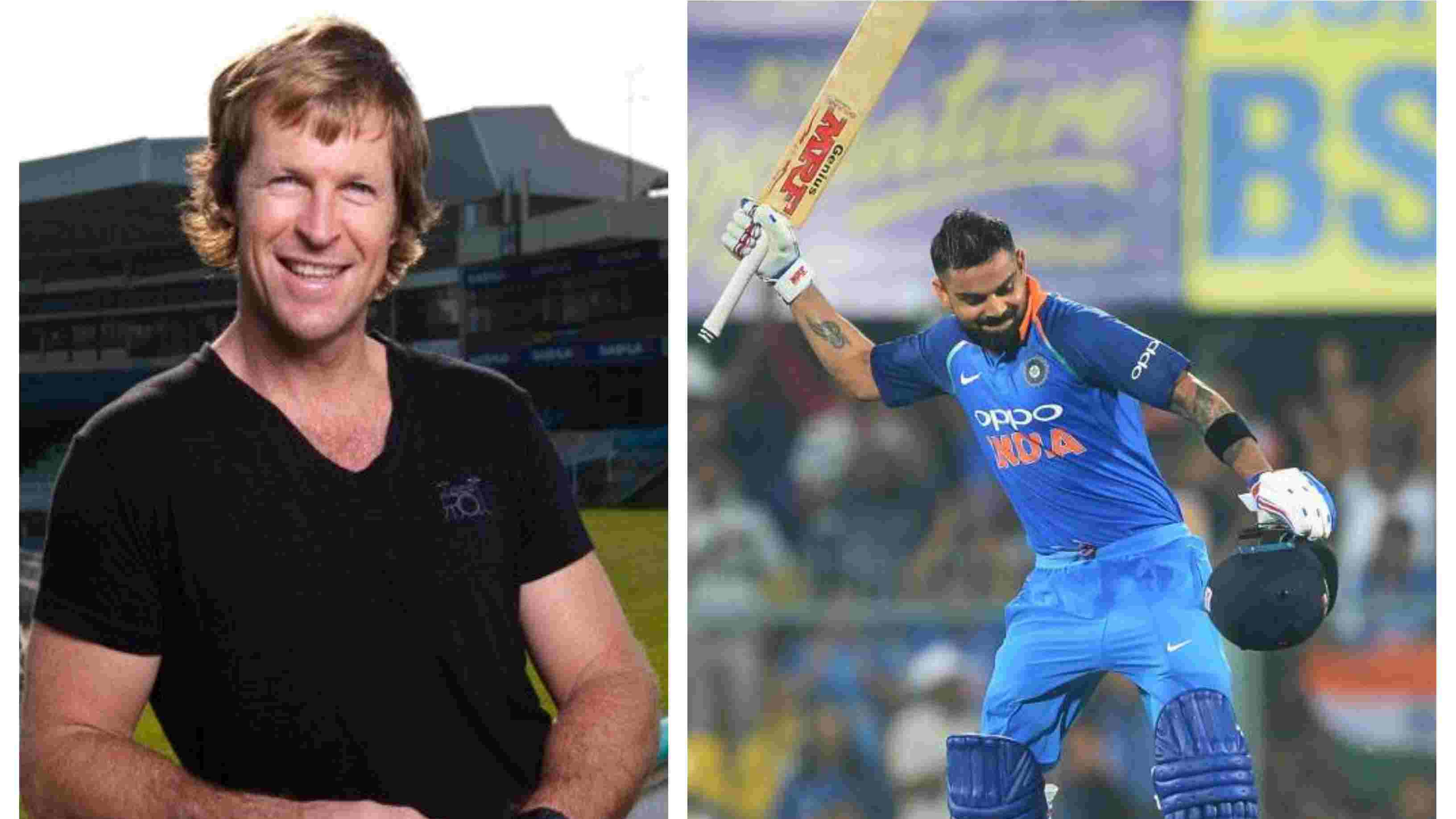 IND v WI 2018: Jonty Rhodes terms Virat Kohli as 'modern day great'