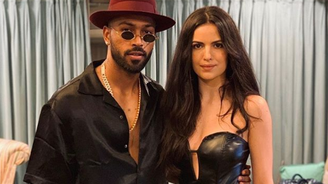 Actress Natasa Stankovic posts a long heartfelt birthday wish for Hardik Pandya