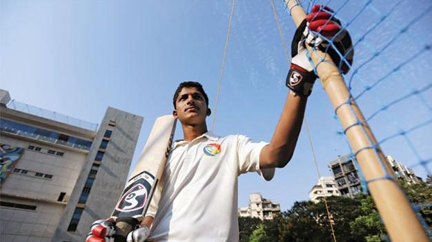 अरमान जाफर ने मुंबई के लिए सीके नायडू टूर्नामेंट में बनाया नाबाद तिहरा शतक