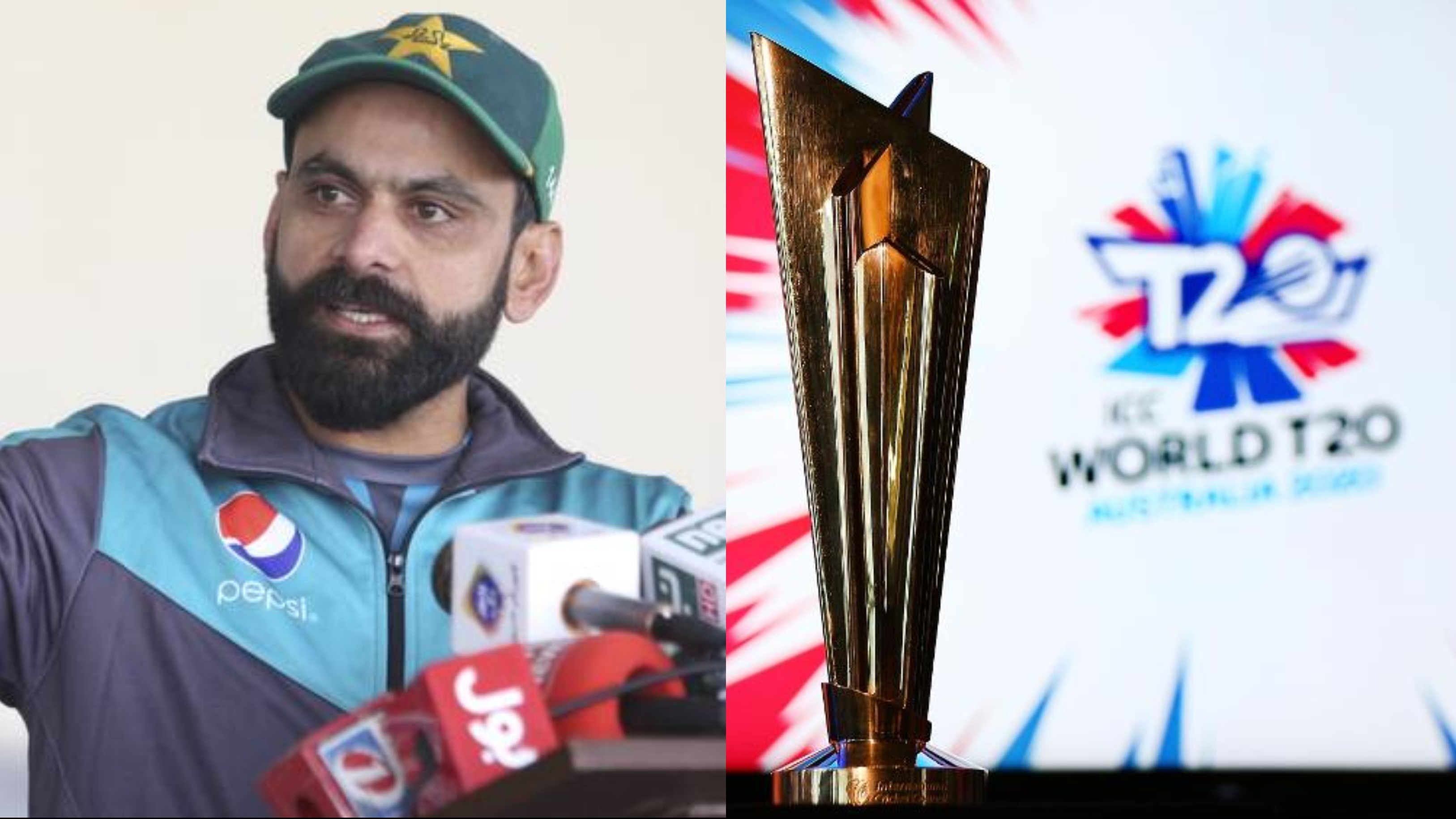T20WC 2020: Mohammad Hafeez announces that he'll retire after ICC T20 World Cup