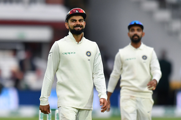 Indian captain Virat Kohli might learn from his team selection gaffes in England and not repeat them in Australia | Getty