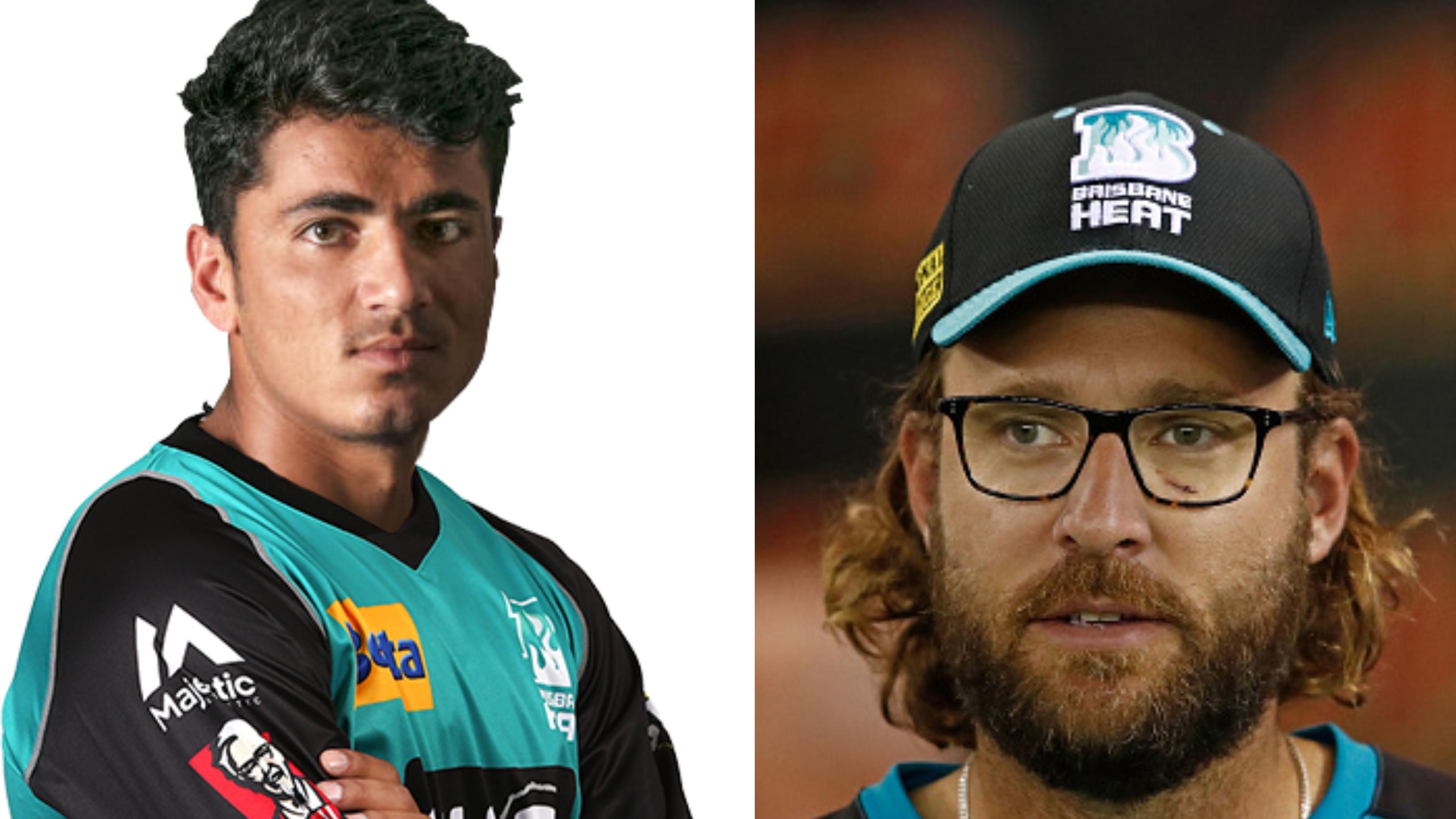 BBL 2018-19: Coach Daniel Vettori heaps praise on Mujeeb Ur Rahman ahead of his BBL debut