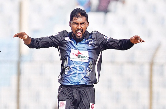 BAN vs SL 2018: Bangladesh call up uncapped Nazmul Islam to replace injured Shakib Al Hasan