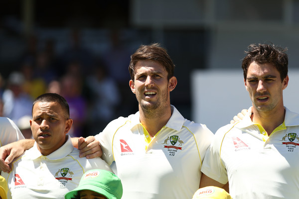 Mitch Marsh and Usman are top contender for vice-captaincy role at Australian setup | Getty Images