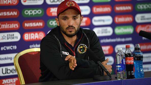 CWC 2019: Afghanistan need to work a lot in every department, says Captain Gulbadin Naib after England loss