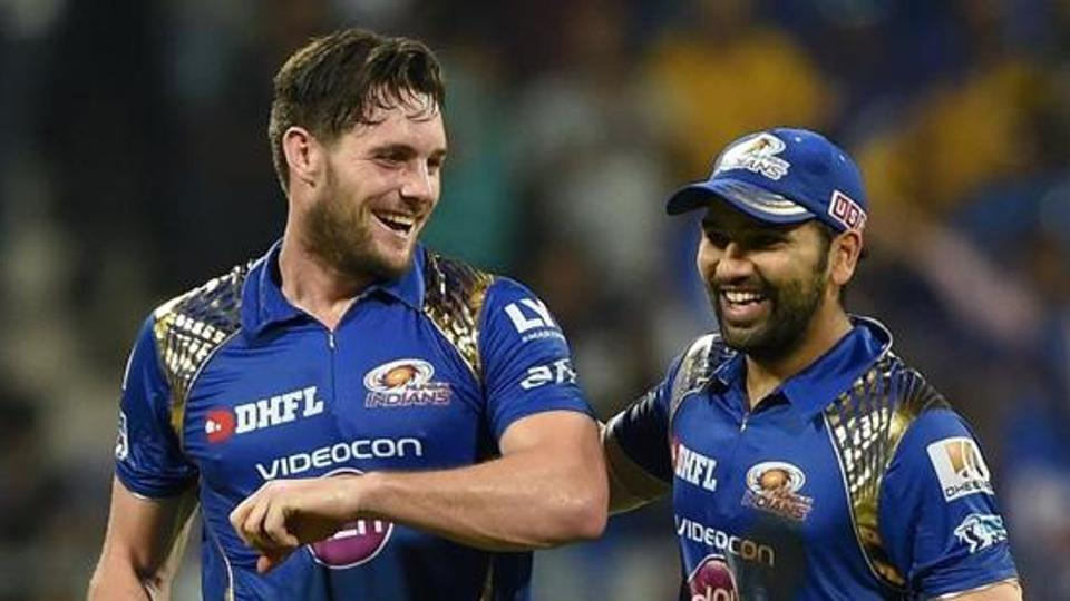 Rohit Sharma's amusing birthday wish for his Mumbai teammate Mitchell McClenaghan