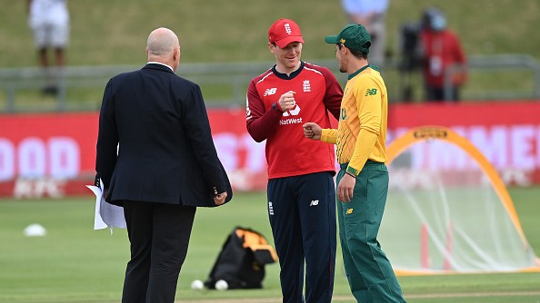 SA v ENG 2020: ODI series to start on Sunday after entire South African team gives negative tests - CSA