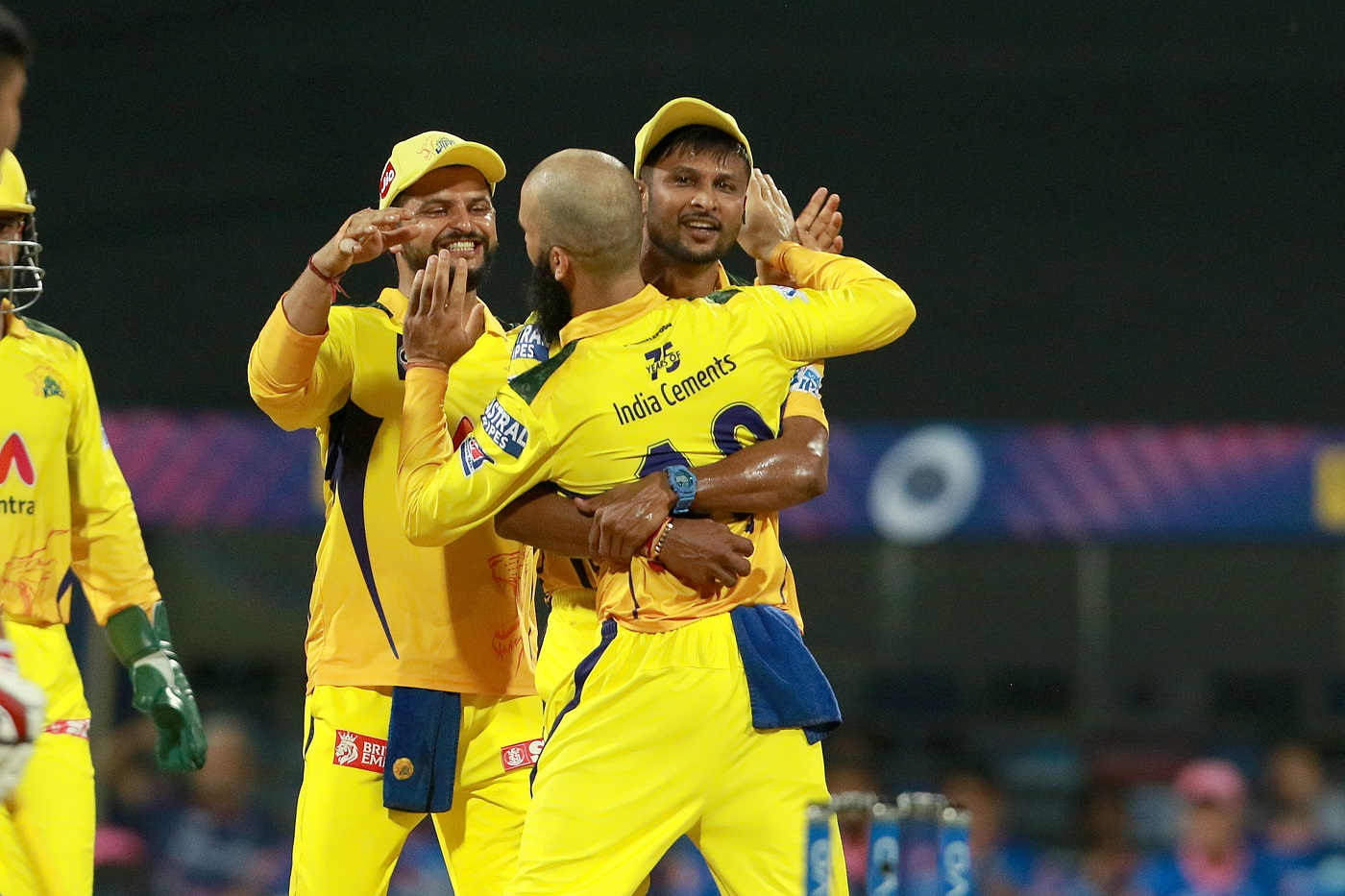 CSK team is back to being their best | BCCI-IPL
