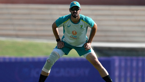 T20 World Cup 2021: Mitchell Starc limps off during training session; doubtful for Sri Lanka clash