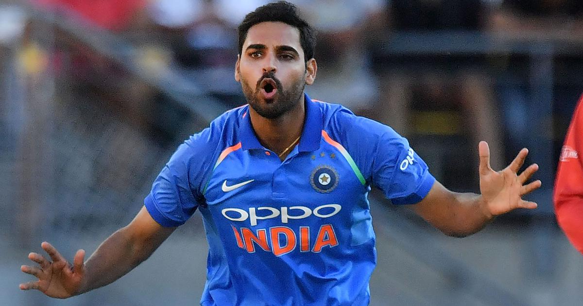 Bhuvneshwar Kumar is expected to lead India's bowling attack | Twitter