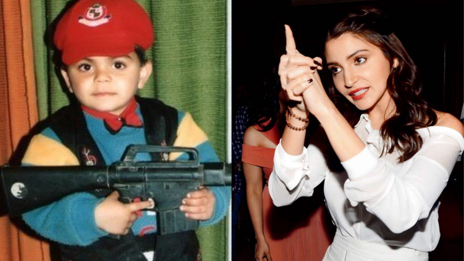 Farzi Times: After Sakshi Dhoni, Anushka Sharma applies for gun's licence for a special reason