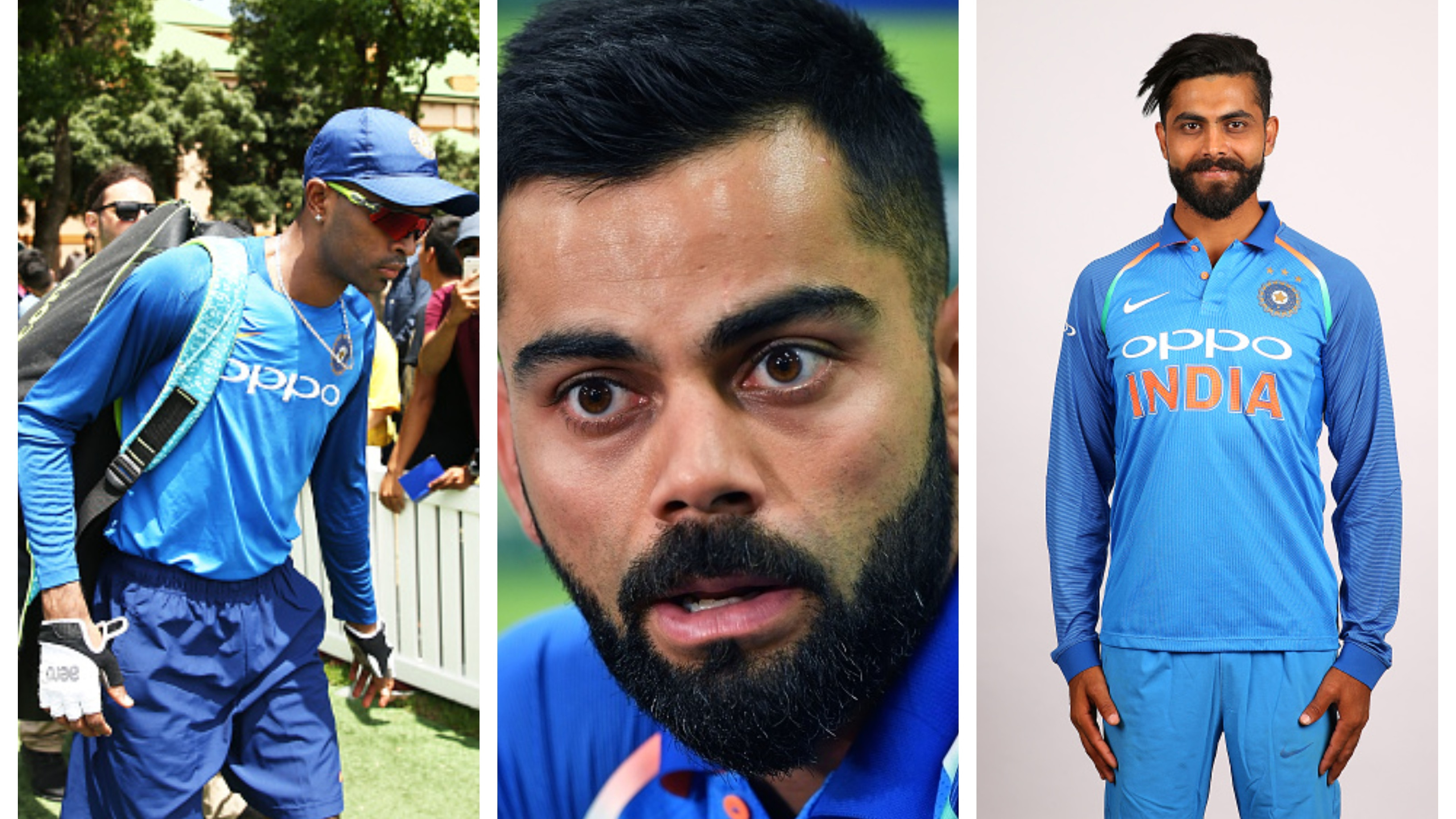 AUS v IND 2018-19: Ravindra Jadeja will take Hardik Pandya's place if needed, says Virat Kohli