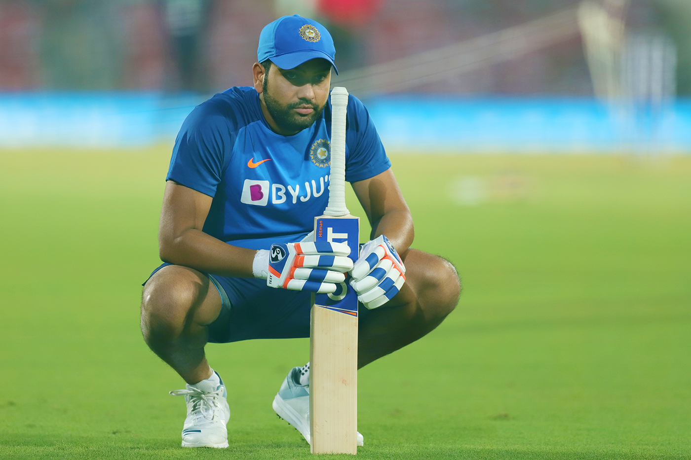 Rohit Sharma will undergo fitness tests on Dec 11 at the NCA | AFP