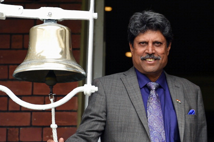 Kapil Dev in the elite panel list for Working Group Committee