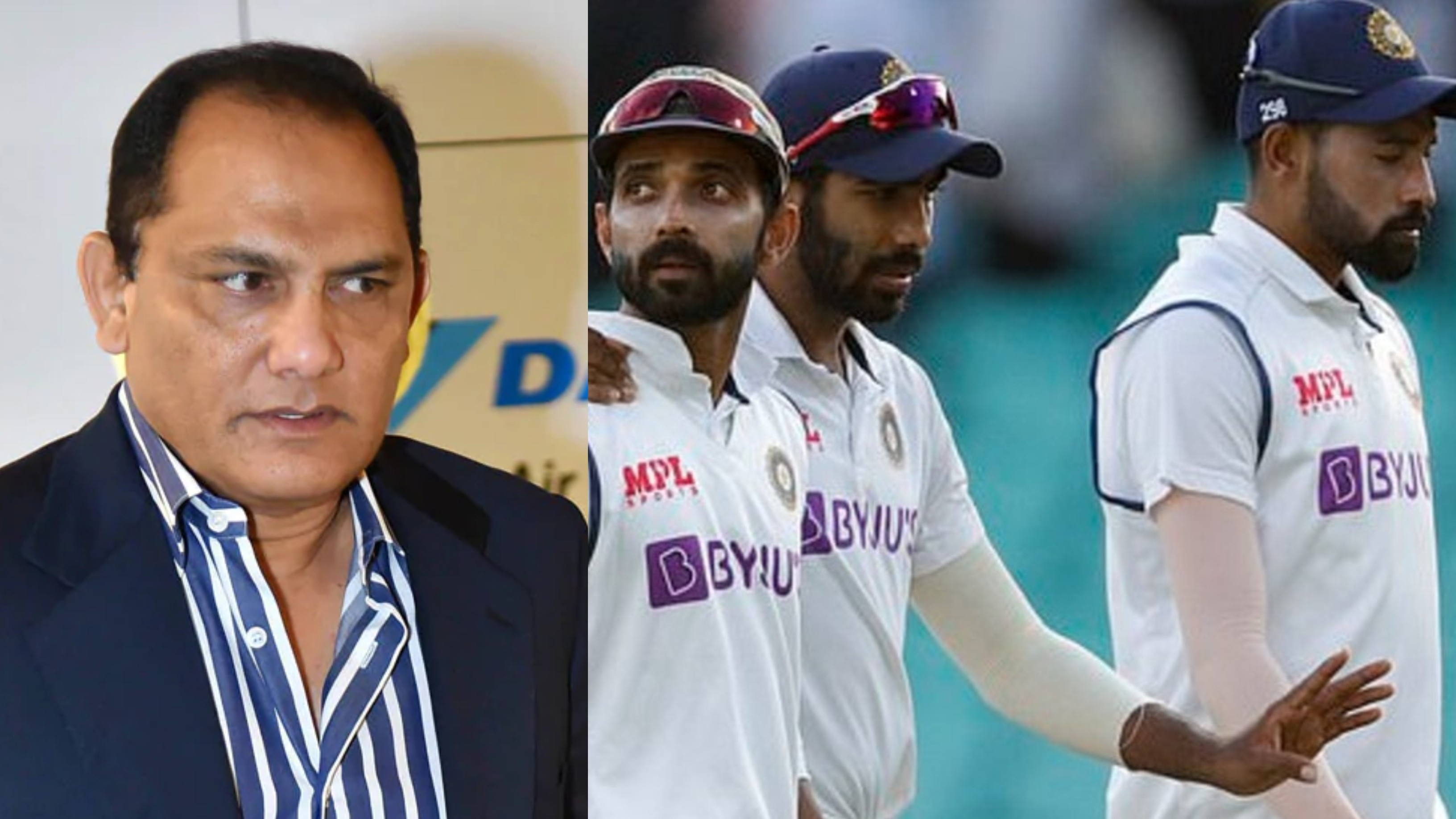 AUS v IND 2020-21: Racial abuse on Indian players becoming a regular affair in Australia, says Mohammad Azharuddin