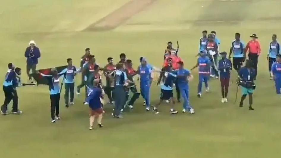 U19CWC 2020 : फाइनल में हुए झगड़े के बाद आइसीसी ने 2 भारतीय और 3 बांग्लादेशी खिलाड़ियों को दी सजा