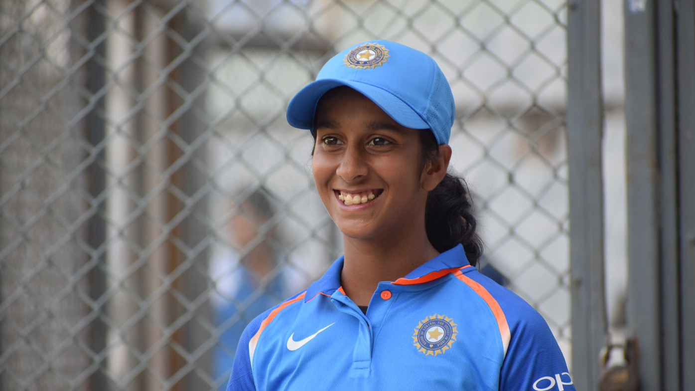 Jemimah Rodrigues takes India to a 2-0 lead against SL Women