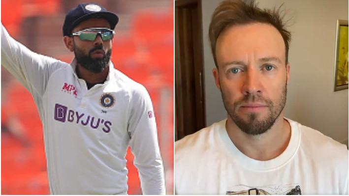 IND v ENG 2021: AB de Villiers credits Virat Kohli for performance of India's youngsters