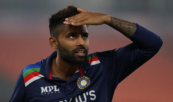 Suryakumar Yadav may make his ODI debut in place of Shreyas Iyer | Getty