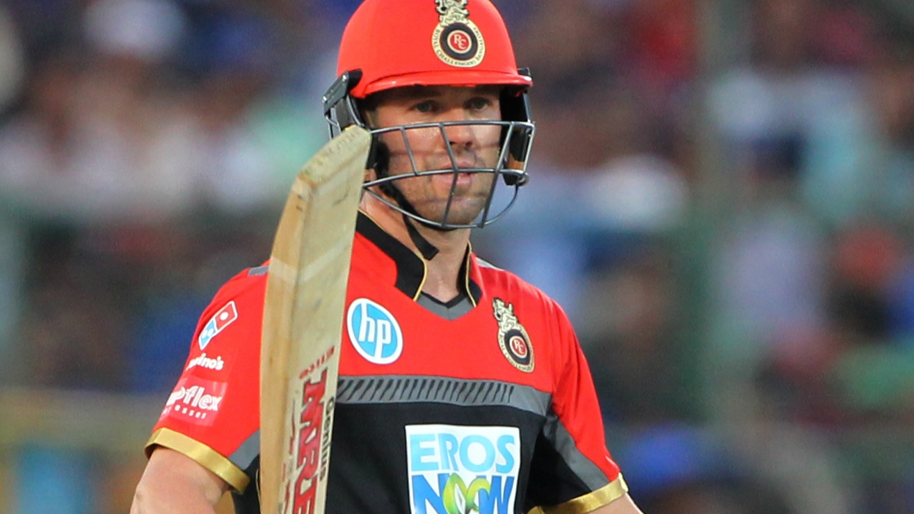 IPL 2018: AB de Villiers rues RCB's batting collapse against Rajasthan Royals after IPL ouster