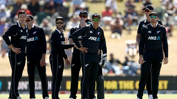 NZ v IND 2020: New Zealand whitewash Team India 3-0 with a 5-wicket win in Bay Oval ODI